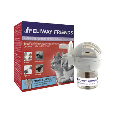 NEW Feliway Friends Diffuser Pack