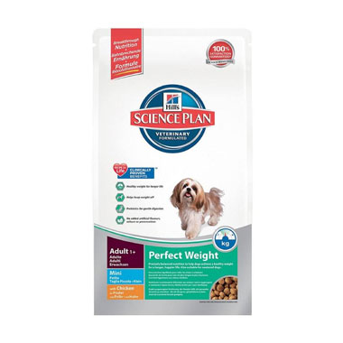 Hill's Science Plan Canine Adult Perfect Weight Mini