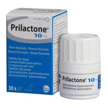 Prilactone Tablets 10mg